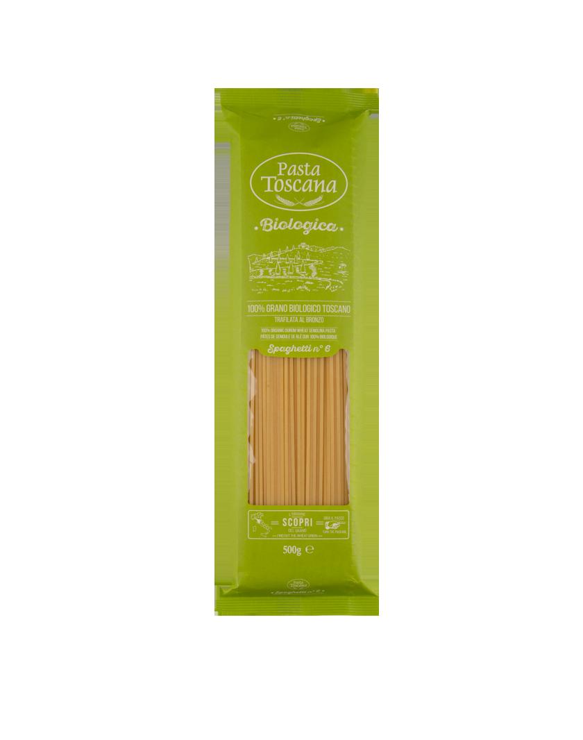 Спагетти 06 органический
